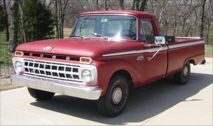 Mike S Old Ford Pickup Truck Page
